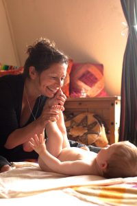 Baby Massage Classes Course in Bath and Corsham